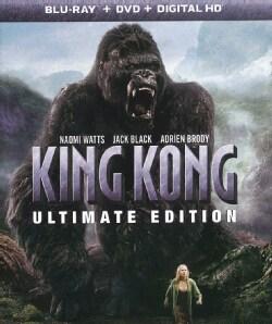 King Kong (Ultimate Edition) (Blu-ray/DVD)