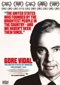 Gore Vidal: The United States of Amnesia (DVD)