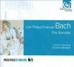 Charles Medlam - Bach: Trio Sonatas
