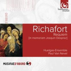 Jean Richafort - Richafort: Requiem