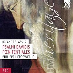 Orlando Di Lasso - Di Lasso: Psalmi Davidis Poenitentiales