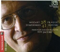 Freiburger Barockorchester - Mozart: Symphonies Nos. 38 & 40