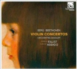 """Isabelle Faust - Berg: Violin Concerto """"To The Memory of An Angel"""""""