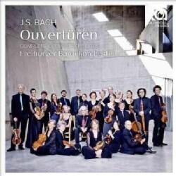 Freiburger Barockorchester - Ouverturen: Complete Orchestral Suites