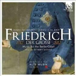 Johann Gottlieb Graun - Graun: Frederick The Great - 1712-2012 - Music from The Berlin Court