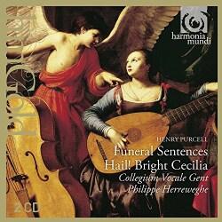 Collegium Vocale Gent - Purcell: Funeral Sentences, Hail! Bright Cecilia