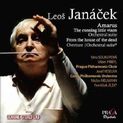 Vera Soukupova - Janacek: Amarus/The Cunning Little Vixen Orchestral Suite/From the House of the Dead Overture and Orchestral...