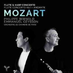 Emmanuel Ceysson - Mozart: Concertos For Flute & Harp
