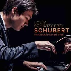 Louis Schwizgebel - Schubert: Piano Sonatas D845 & D958