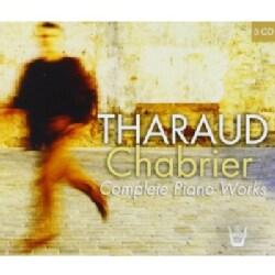 ALEXANDRE THARAUD - EMMANUEL CHARBIER L'OUVRE POUR PANI
