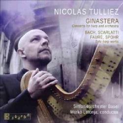 Nicolas Tulliez - Concerto for Harp and Orchestra/Solo Harp Works