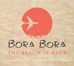 Gee Moore - Bora Bora- The Beach Is Back