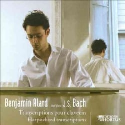 Benjamin Alard - Bach: Harpsichord Transcriptions