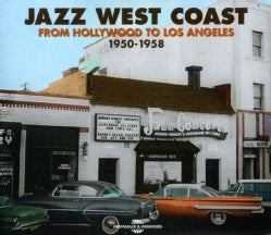 Various - Jazz West Coast: From Hollywood To Los Angeles
