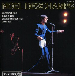 Noel Deschamps - Ils Etaient Trois