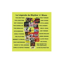 Various - La Legende Du Rhythm 'N' Blues