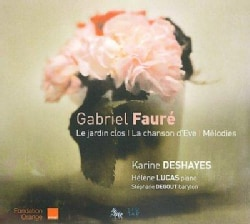 Helene Lucas - Faure: Songs