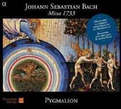 Pygmalion Ensemble - Bach: Missa 1733