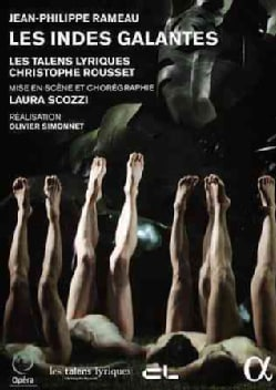 Les Indes Galantes (DVD)