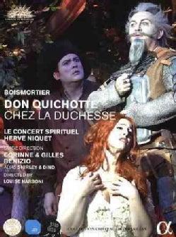 De Boismortier: Don Quichotte Chez La Duchesse (DVD)