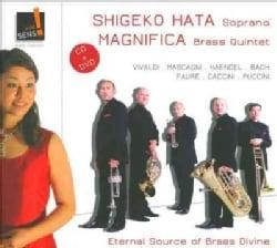 Shikego Hata - Eternal Source of Brass Divine