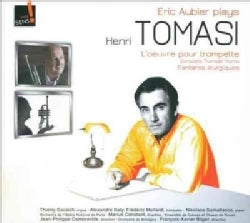 henry Tomasi - Tomasi: Complete Works with trumpet
