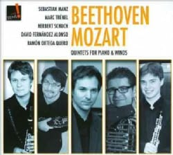 Paul C. Manz - Beethoven: Quintets for Piano & Winds