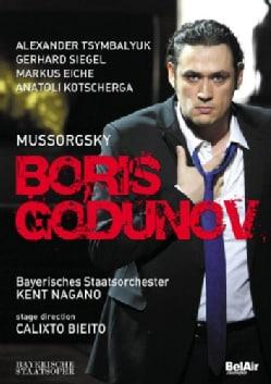 Mussorgsky: Boris Godunov (DVD)