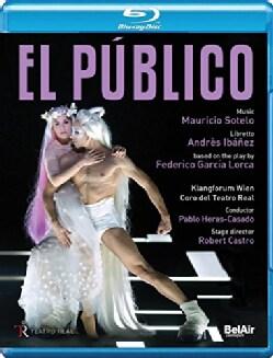 Sotelo: El Publico (Blu-ray Disc)