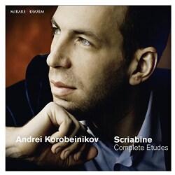 Andrei Korobeinikov - Scriabin: Complete Etudes/Piano Sonata No. 7 'Messe Blanche'