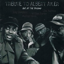 ROY CAMPBELL JR. - TRIBUTE TO ALBERT AYLER-LIVE AT THE DYNAMO