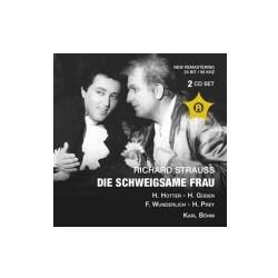 R. STRAUSS - DIE SCHWEIGSAME FRAU