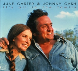 Johnny Cash/J Carter - It's All In The Family