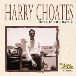 Harry Choates - Devil In The Bayou - The Gold Star Recordings