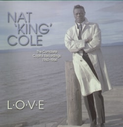 Nat King Cole - L.o.v.e: The Complete Capitol Recording 1960-1964