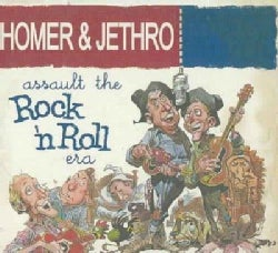 Homer & Jethro - Assault The Rock 'N' Roll Era