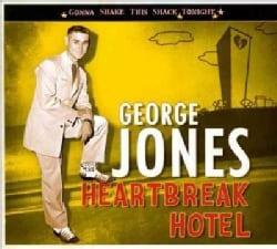 George Jones - Heartbreak Hotel