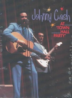 Johnny Cash - At Town Hall Party, 1958 And 1959 (Not Rated)