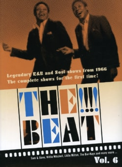 Various - The !!!! Beat, Vol 6 Shows 22-26 (Not Rated)