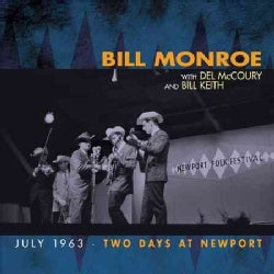 Bill Monroe - Two Days At Newport