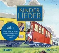 Der Nachwuchs Des Cross Over Jugendchors - Kinderlieder (Children's songs) Vol. 1