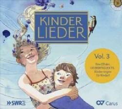 Der Nachwuchs Des Cross Over Jugendchors - Kinderlieder, Vol. 3