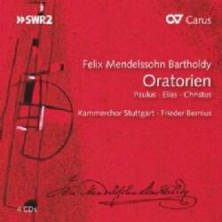 Kammerchor Stuttgart - Mendelssohn: Oratorien