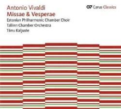 Tallinn Chamber Orchestra - Vivaldi: Missae & Vesperae