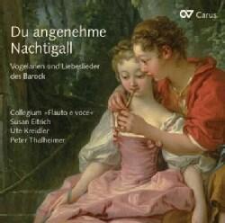 Ensemble Flauto - Du Angenehme Nachtigall
