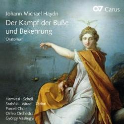 Sylvia Hamvasi - Haydn: Der Kampf Der Busse Und Bekehrung