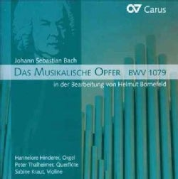 Hannelore Hinderer - Bach: Musical Offering