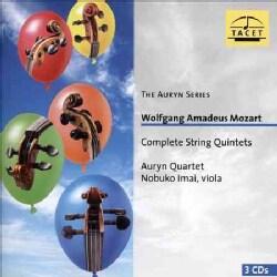 Auryn Quartet - Mozart: Complete String Quintets