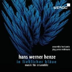 Jorg-Peter Mittmann - Henze: In lieblicher Blaue
