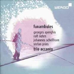Trio Accanto - Funambules